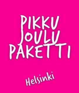 Helsinki Pikkujoulupaketti