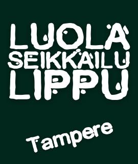 Luolaseikkailu Tampere