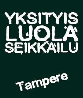 Yksityisluolaseikkailu Tampere