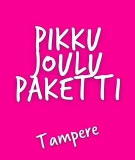 Tampere Pikkujoulupaketti