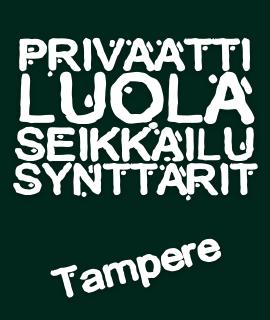Privaattiluolasynttärit Tampere