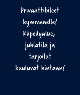 Privaattibileet synttärisankarille Helsinki