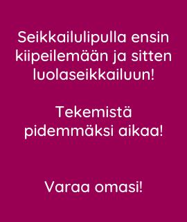 Seikkailulippu Tampere
