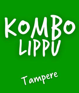 Kombolippu Tampere