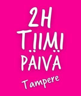 Tampere 2h tiimipäivä