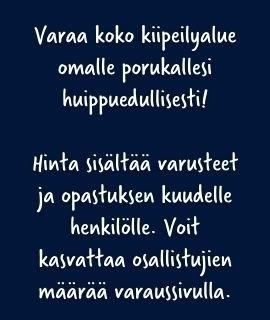 Yksityiskiipeily Tampere