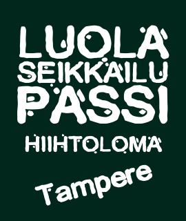 Luolaseikkailupassi Tampere