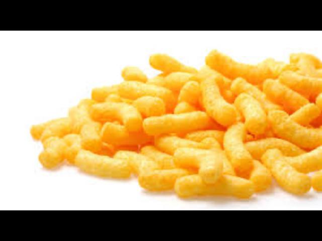 Lisää iso pussi (250 gr) juustonaksuja