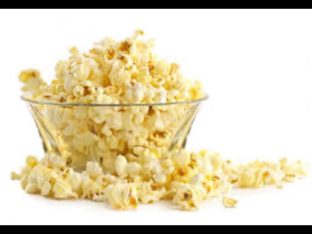 Lisää pussillinen popcornia